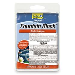 Tetra  Fountain Block  Algae Control  0.3 oz.
