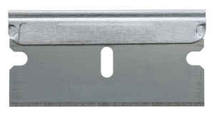 Stanley  High Carbon Steel  Utility  Razor Blade  1-1/2 in. L 10 pc.