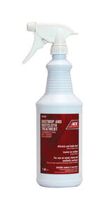 Ace  Wood Cleaner  1 qt. Liquid