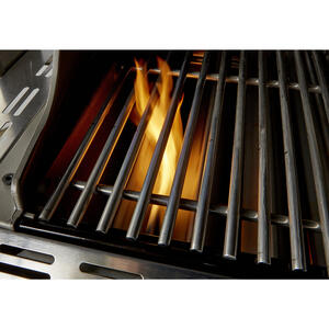 Weber Summit S 470 4 Burners Natural Gas Grill Stainless Steel 48800