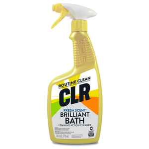 CLR  No Scent Multi-Surface Bathroom Cleaner  26 ounce  Spray