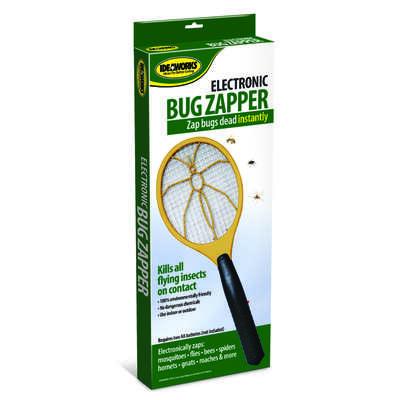 IDEAWORKS Electronic Racket Bug Zapper Plastic 1 pk Ace