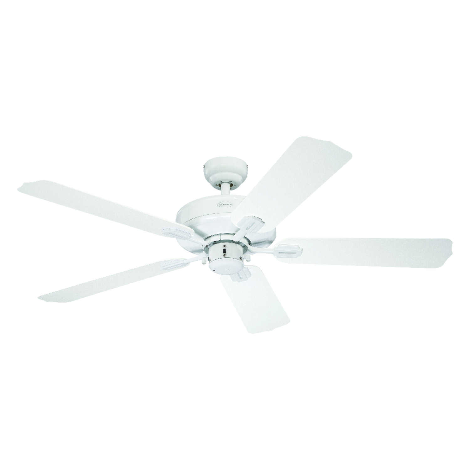 Westinghouse  19.64  52 in. W Indoor  5  Ceiling Fan  Antique White