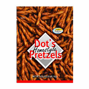 Dot's Pretzels  Homestyle  Pretzels  5 oz. Bagged