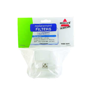 Bissell  Featherweight Vacuum Filters   For Bissell Carded 2 / Pack Bissell