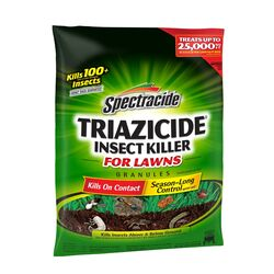 Spectracide  Triazicide for Lawns  Granules  Insect Killer for Lawns  20 lb.