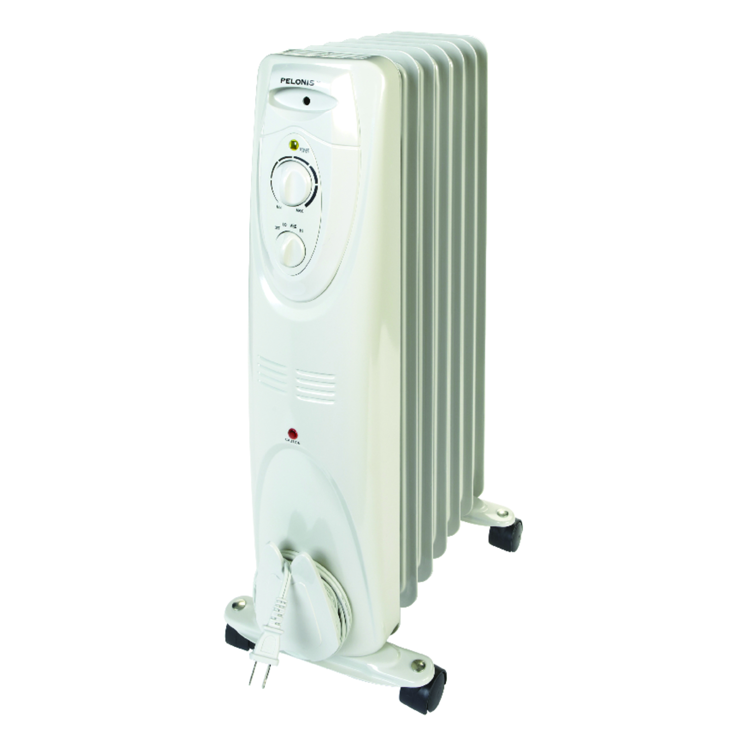 Pelonis  5200 BTU/hr. 616 sq. ft. Heater  Oil Filled