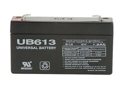 Universal Power Group UB613 1.3 Ah Lead Acid Battery