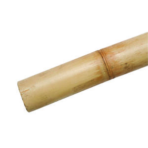 Waddell  3 in. W x 4 ft. L x 1-3/4 in.  Bamboo  Pole
