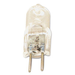 Coleman Cable  Moonrays  10 watts JC  Specialty  Halogen Bulb  125 lumens Soft White  2 pk
