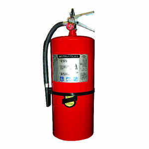 First Alert  10 lb. Fire Extinguisher  For Commercial US Coast Guard Agency Approval