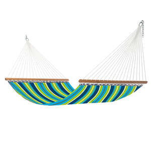 Castaway  55 in. W x 118 in. L Quilted Hammock