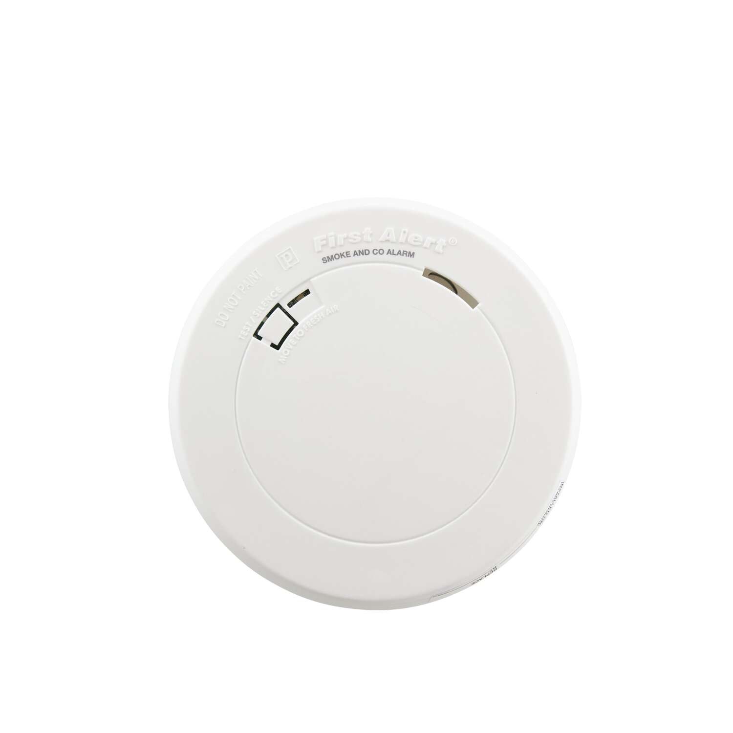 BRK Battery-Powered Electrochemical/Photoelectric Smoke and Carbon Monoxide Detector 6 pk