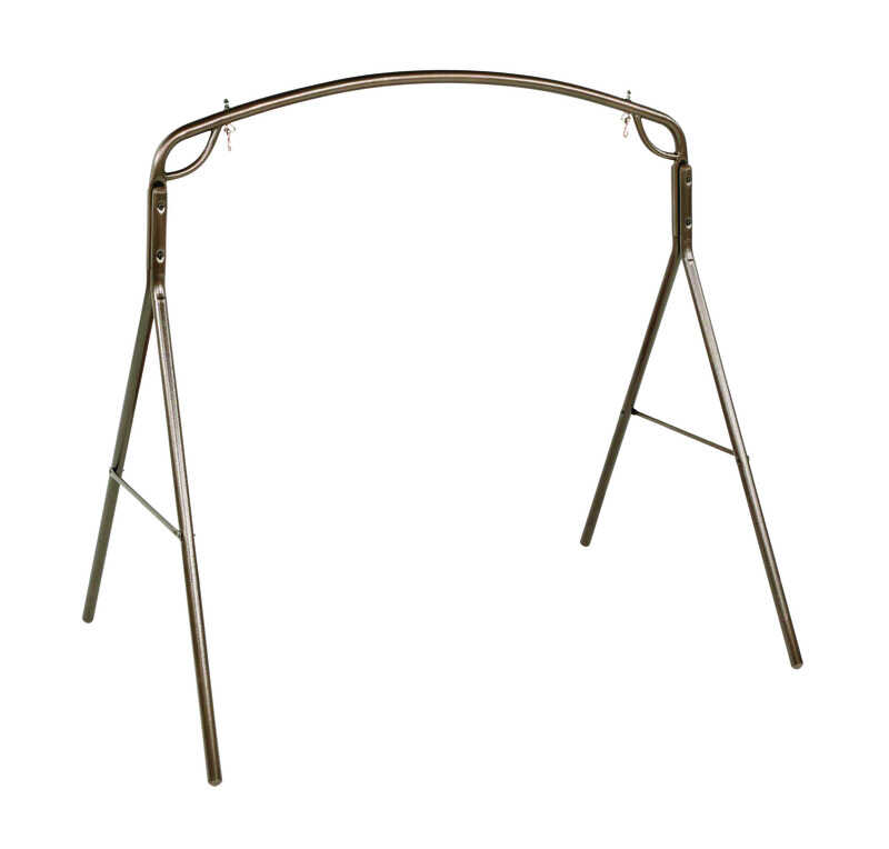 Jack-Post  Woodlawn  Bronze  Woodlawn  Swing Frame