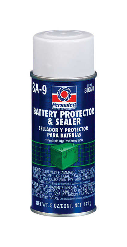 Permatex  Battery Protector and Sealer  5 oz.