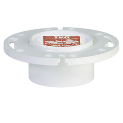Sioux Chief  TKO  PVC  Closet Flange  N/A in.