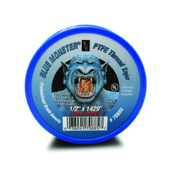 Mill Rose  Blue Monster  Blue  1429 in. L x 1/2 in. W Thread Seal Tape