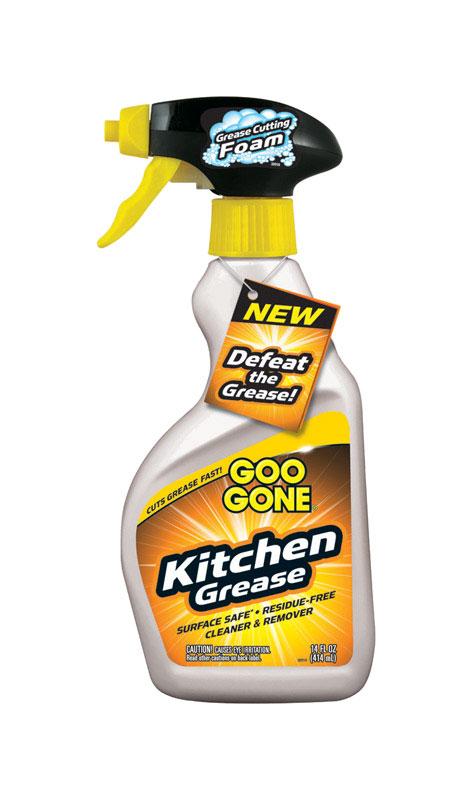 goo gone citrus scent kitchen degreaser 14 oz liquid - Kitchen Degreaser