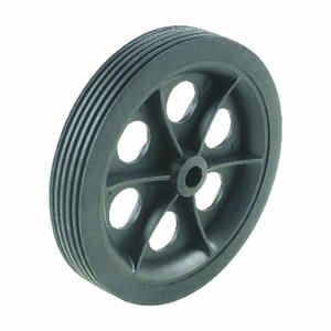 Apex  5 in. H x 7/8 in. W x 7/8 in. D x 5 in. L Shopping Cart Wheel