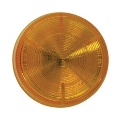 Peterson  Amber  Round  Clearance/Side Marker  Light Kit