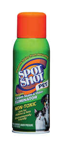 Spot Shot  Cat/Dog  Liquid  Odor/Stain Remover  14 oz.