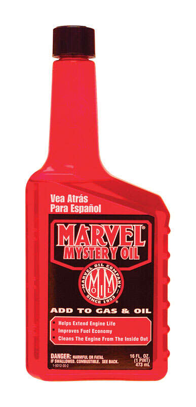 Marvel  Diesel/Gasoline  Fuel Treatment  16 oz.