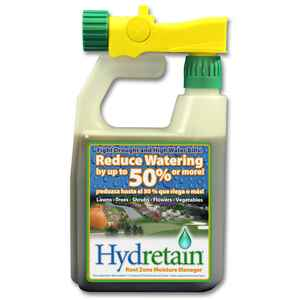 Hydretain  Organic Moisture Manager Soil Treatment  5000 sq. ft. 32