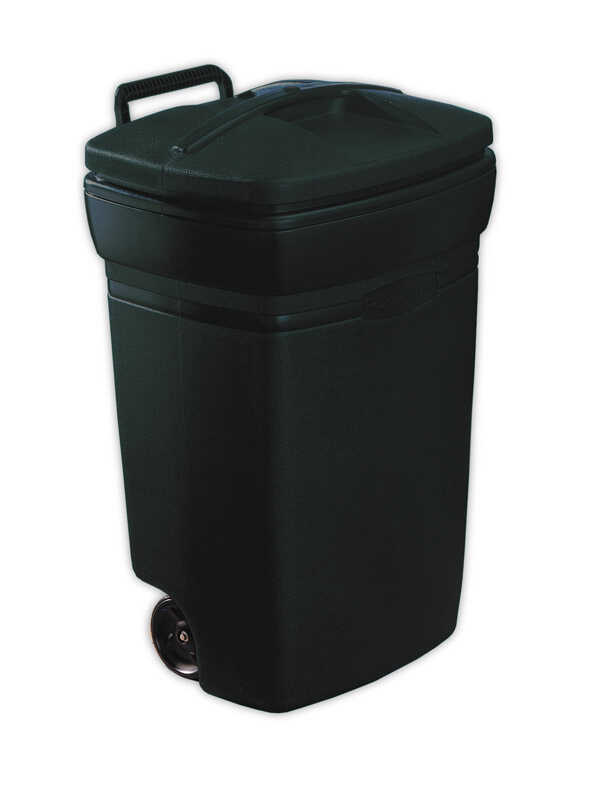 Rubbermaid Roughneck 45 Gal Plastic Garbage Can Ace Hardware