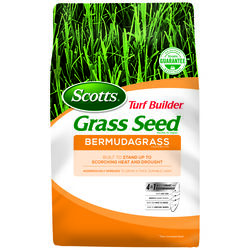 Scotts  Turf Builder  Bermuda  Sun/Shade  Grass Seed  10 lb.