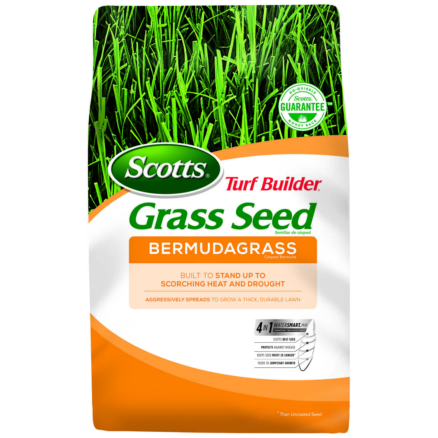 Scotts  Turf Builder  Bermuda  Grass Seed  10 lb.