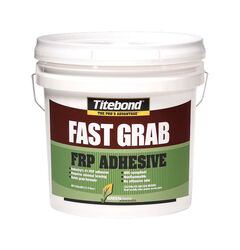 Titebond  GreenChoice  High Strength  Emulsion Polymer  Adhesive  4 gal.