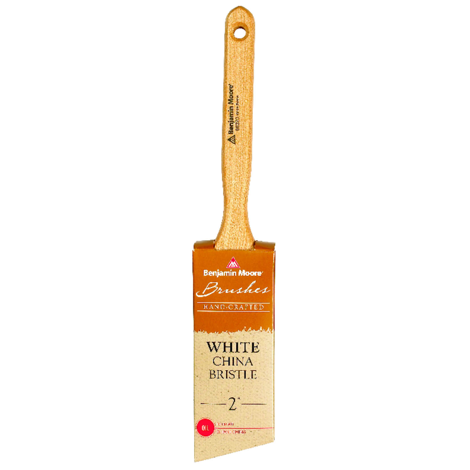 Benjamin Moore 2 in. W Angle Paint Brush