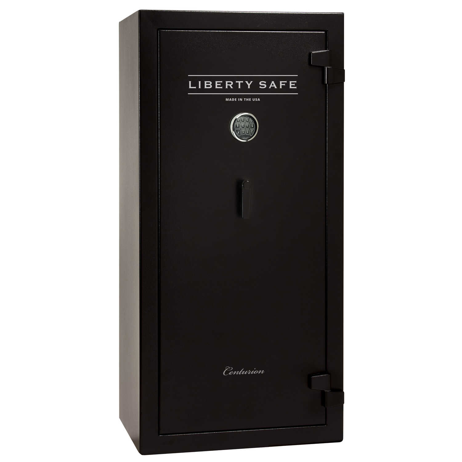 Liberty Safe  Centurion  13.8 cu. ft. 24 Gun Capacity Electronic Lock  Black  Gun Safe