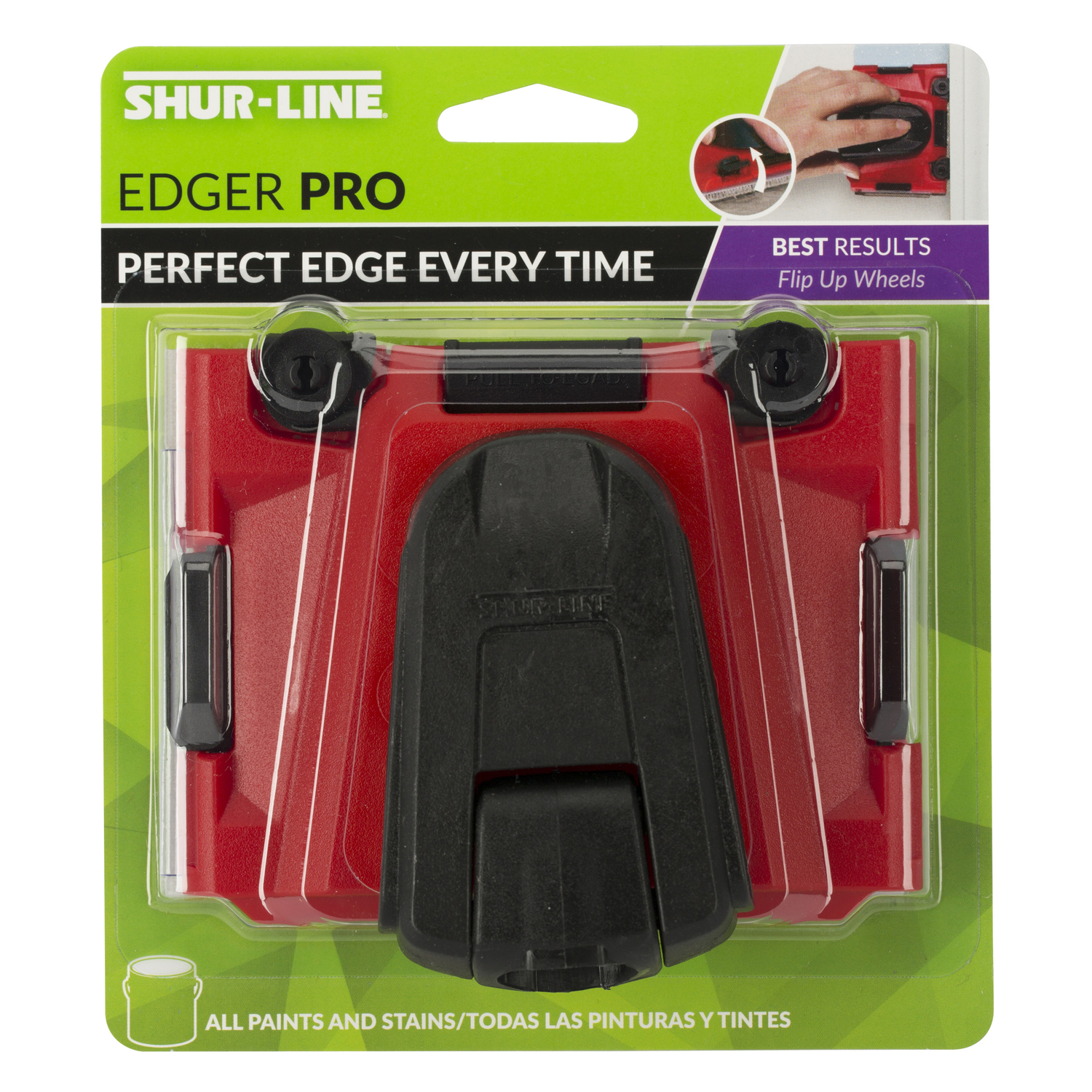Shur-Line  Paint Edger  6-3/4 in. W For Flat Surfaces
