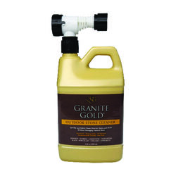 Granite Gold  Citrus Scent Stone Cleaner  64 oz. Liquid