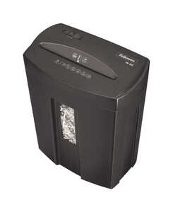 Fellowes Cross Cut Shredder  6 Sheet 4.5 gal.