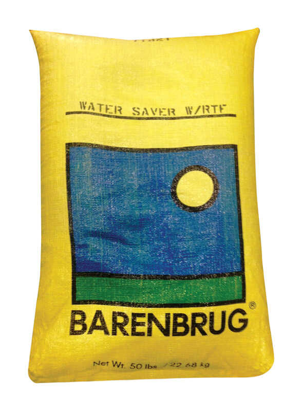 Barenbrug  Water Saver  Tall Fescue  Lawn Seed Blend  50 lb.