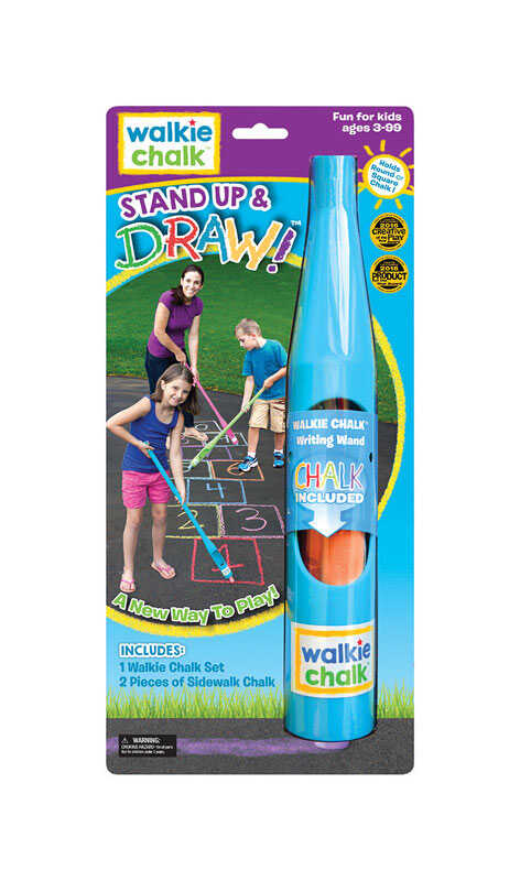 Walkie Chalk  Stand Up & Draw  Toy  Plastic