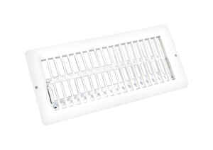 US Hardware  RV Floor Register  1 pk