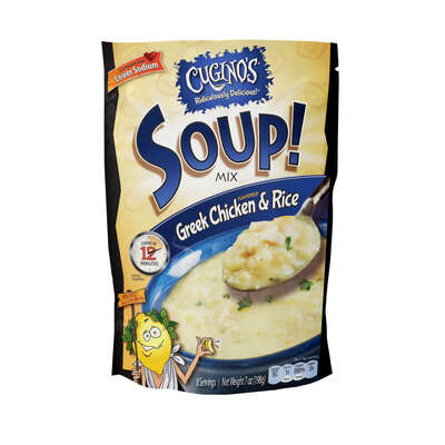 Cugino's  Greek Chicken and Rice  Dry Soup Mix  7 oz  Pouch