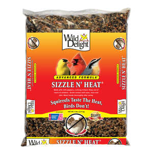 Wild Delight  Sizzle N Heat  Songbird  Wild Bird Food  Sunflower Kernels  5 lb.