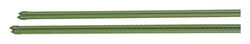 Panacea  3 ft. H x 7/16 in. W Green  Metal  Plant Stake