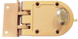 Ace  Gold Painted  Zinc  Single Cylinder Lock