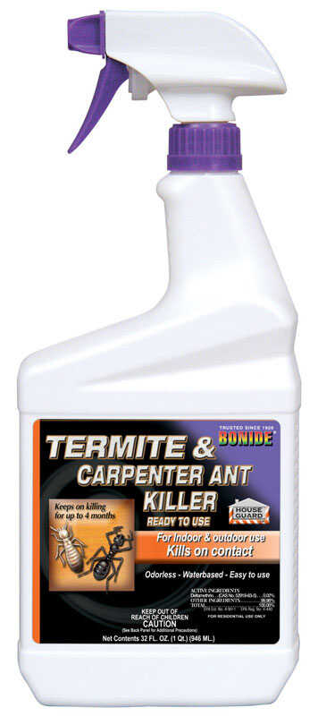 Bonide  Termite & Carpenter Ant  Insect Killer  32 oz.