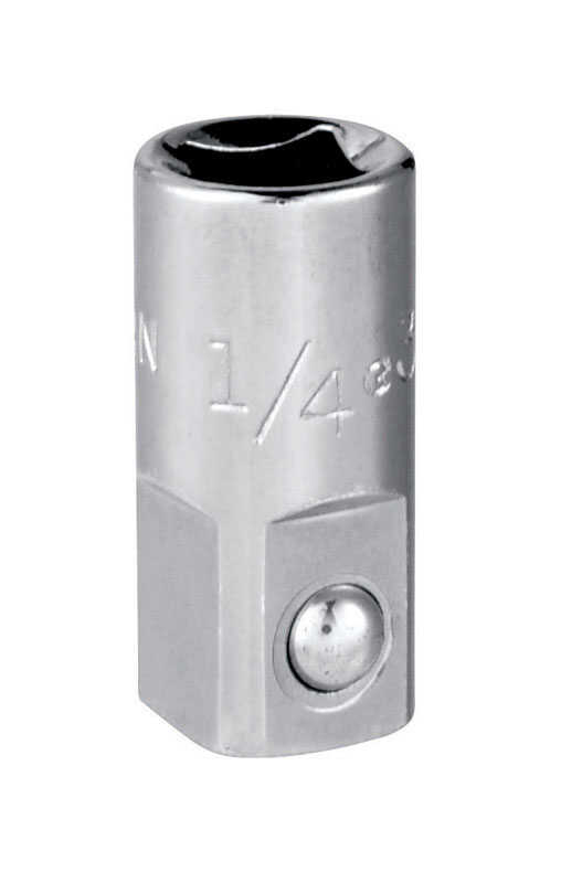Craftsman  3/8 in. L x 1/4 and 3/8 in.  SAE  Socket Adapter  Alloy Steel  1 pc.