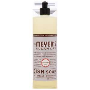 Mrs. Meyer's  Lavender Scent Liquid  Dish Soap  16 oz. 1 pk
