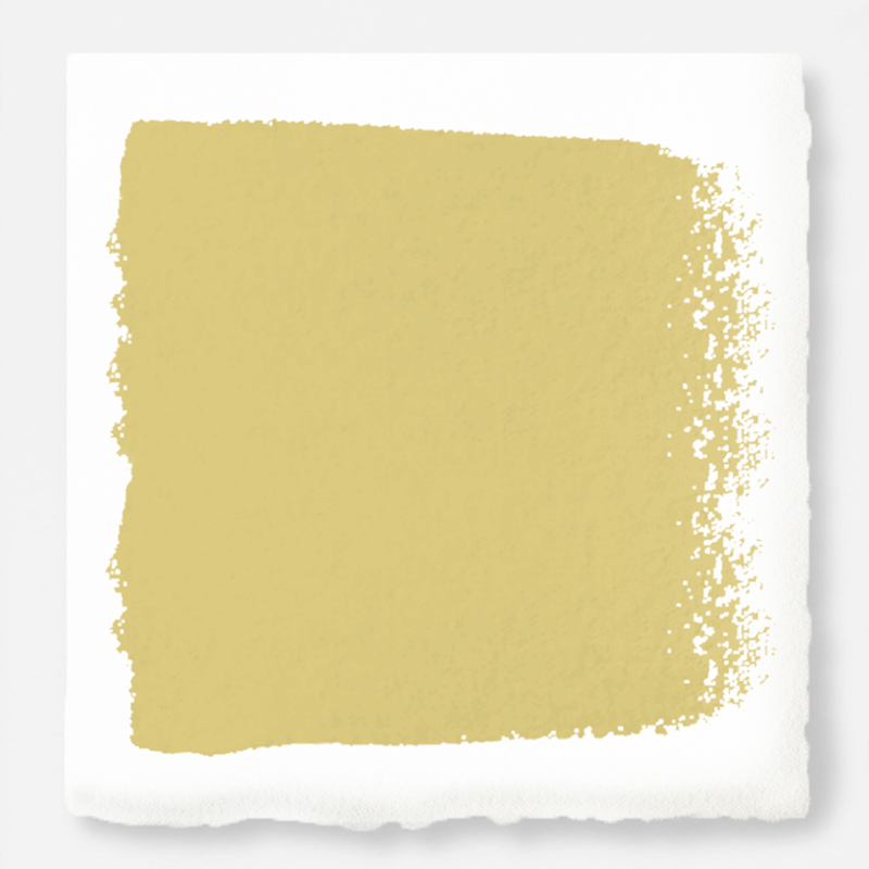 Magnolia Home  by Joanna Gaines  Eggshell  U  Acrylic  1 gal. Heirloom Yellow  Paint