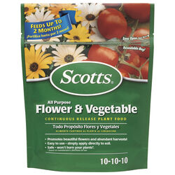 Scotts  All Purpose  Granules  Plant Food  3 lb.