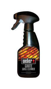 Weber  8oz  Liquid  BBQ Grill Cleaner