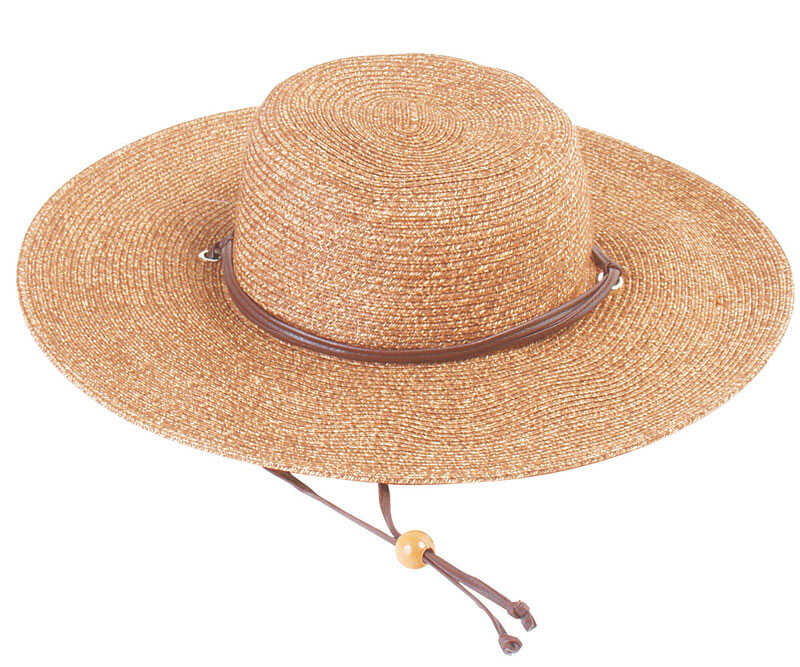 Sloggers  Women's Sun Hat  Dark Brown  M